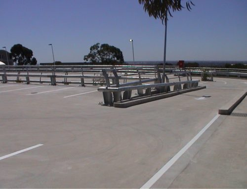Flinders University – Carpark No. 5