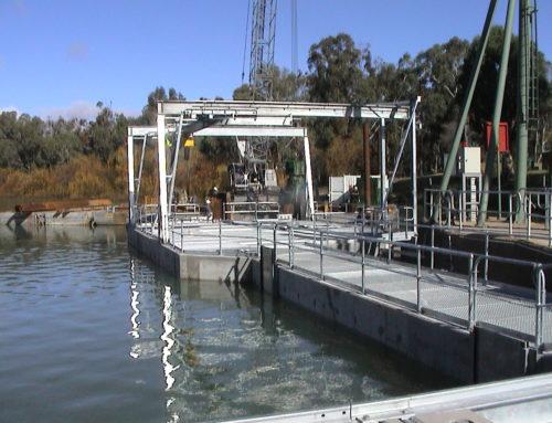 Lock 15 Lock & Weir
