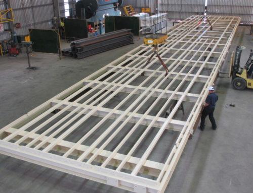 APA & Bocco Large Electrical Enclosure Base frame